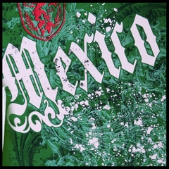 International T-Shirts - Mexico Gothic Crest Tee