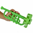 Irish St. Patrick's Day Shamrock Trumpet