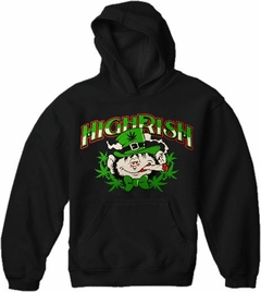 Irish Stoner Sweatshirt - Highrish Hoodie