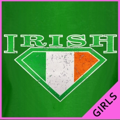 Irish Super Shield Ladies T-Shirt