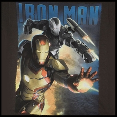 "Iron Man ""Blast Team"" Men's T-shirt"