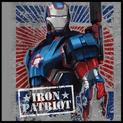 "Iron Man ""Rust Proof"" Men's T-shirt"