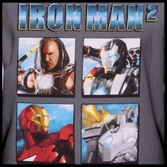 "Ironman 2 ""Four Blox"" T-Shirt"