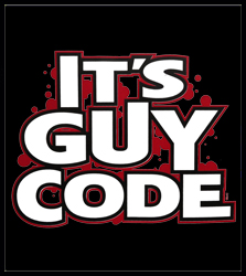It's Guy Code Men's T-Shirt -