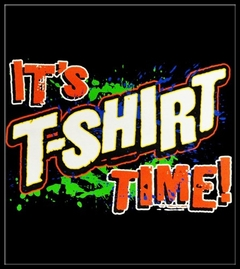 - It's T-Shirt Time! Mens T-Shirt