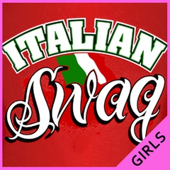 Italian Swag Girl's T-Shirt