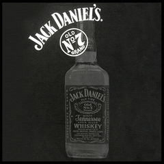 "Jack Daniel's ""JD Bottle"" Men's T-Shirt"