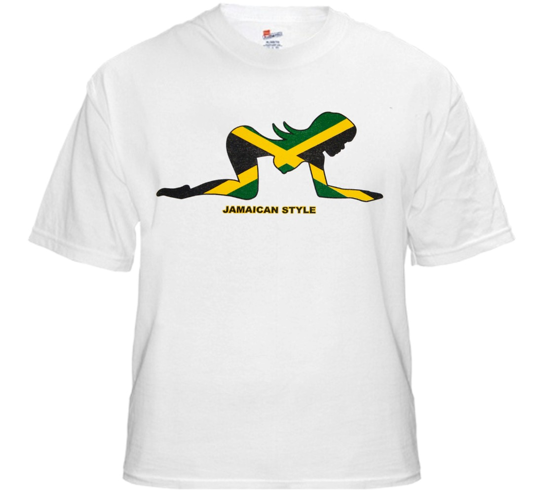 Jamaican Style T Shirt