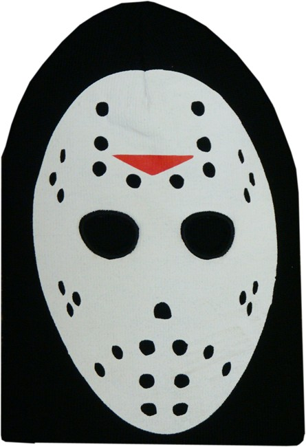Jason Voorhees Friday the 13th Costume Ski Mask