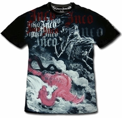 "JNCO Clothing - JNCO Tshirt ""Fourth Horseman of the Apocalypse"""