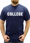 "John Belushi Animal House ""College"" Men's T-Shirt"