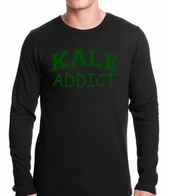 Kale Addict Thermal Shirt