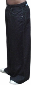 "Kikwear 32"" Extreme Super Soft Pants (Black)"