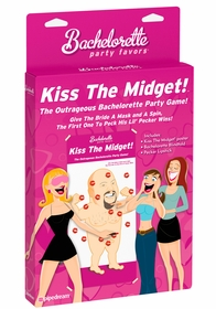 Kiss The Midget! Bachelorette Party Game
