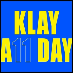Klay All Day Mens T-shirt