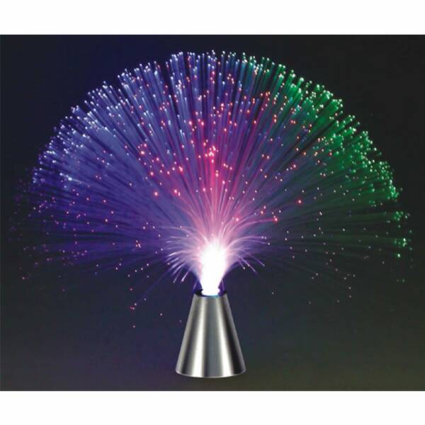 Led Fiber Optic Centerpiece Lamp