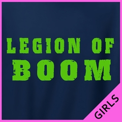 Legion of Boom Girl's T-shirt