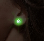 Light up Earrings -  Pair of LED light up Pair of Earrings