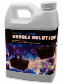 Liquid Bubbles Quart Size Bubbles