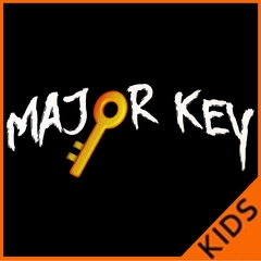 Major Key To Succes Emoji Key Kids T-shirt