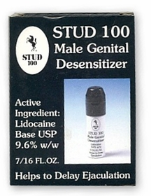 Male Genital Desensitizer