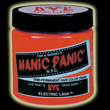 Manic Panic Hair Dye - Electric Lava Hair Color