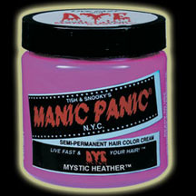 Manic Panic Hair Dye - Mystic Heather Hair Color