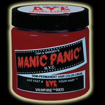Manic Panic Hair Dye - Vampire Red Hair Color
