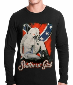 Marilyn Southern Girl Thermal Shirt