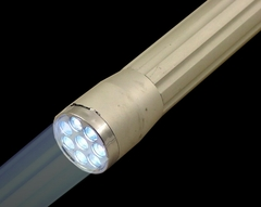 Mega 8x LED Flash Light