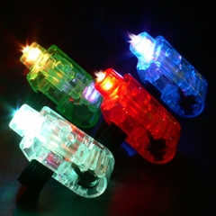 Mega Phase LED Finger Lights (Set of 4)