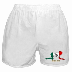 Mexican Style Boxer Shorts