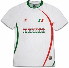 Mexico PRO Soccer Jersey :: PRO Futball Jersey (White)