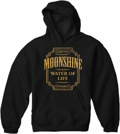 Moonshine - Water Of Life Adult Hoodie