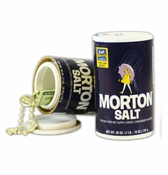 Morton Large 26oz Salt Container Diversion Safe