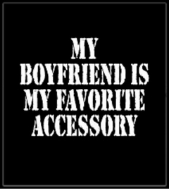 My Favorite Accessory T-Shirt (Mens)