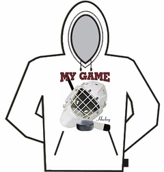 My Game Hockey Hoodie