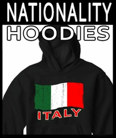 Nationality & Ethnic Hoodies