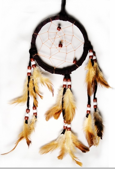 Native Spirits 4 inch Dream Catcher<!-- Click to Enlarge-->