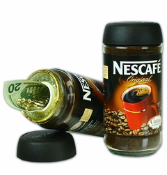 Nescafe Coffee Grinds Diversion Safe