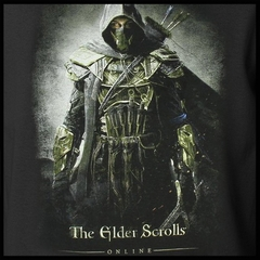 Official Bethesda Elder Scrolls Online Archer Mens T-shirt