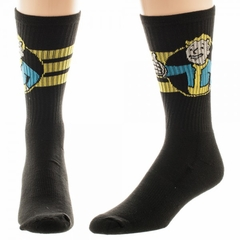 Official Bethesda Games Fallout Vault Boy Crew Socks