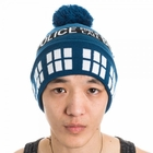Official Doctor Who Tardis Pom Beanie