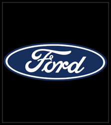 Official Ford Logo Men's T-Shirt