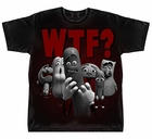 "Official Sausage Party ""WTF?"" Mens T-shirt"