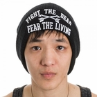 "Official Walking Dead ""Fight the Dead, Fear the Living"" Beanie"