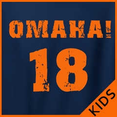 Omaha! Kid's T-shirt