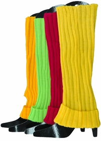 Pair of Knit Leg Warmers