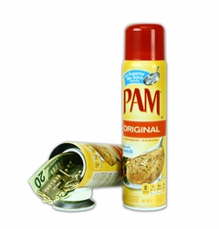 Pam Cooking Spray Diversion Safe