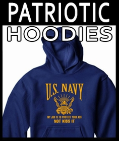 Patriotic and Political Hoodies